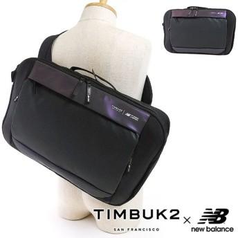 【Timbuk2×Newbalance】ティンバック2 ニューバランス スリング TIMBUK2×Newbalance C-Series メッセンジャー ショルダーバッグ ブラック 287031000 FW16