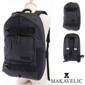 MAKAVELIC マキャベリック リュック ルードゥス バレット バックパック ブラック  3107-10115 SS17