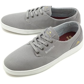 エメリカ EMERICA スケートシューズ ROMERO LACED GREY/WHITE SS14