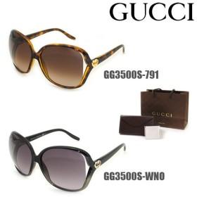061841dc6470 GUCCI (グッチ) サングラス GG3500S 791/J6 WNO/EU レディース グローバルモデル 正規