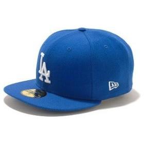 NEWERA ニューエラ MLB カスタム 59FIFTY LAドジャース ブライトロイヤル/ホワイト  11308620
