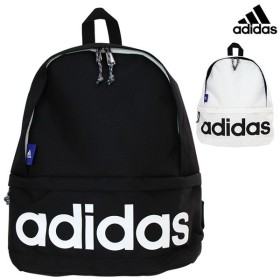 アディダス<adidas> デイパック<リュック> ブラック&ホワイト2 17L 2カラー 59252-ace