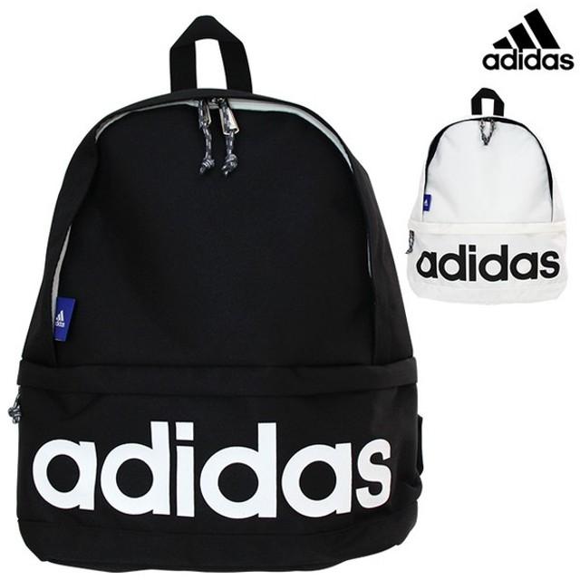 アディダス<adidas> デイパック<リュック> ブラック&ホワイト2 17L 2カラー 59252-ace  [M便 1/1]