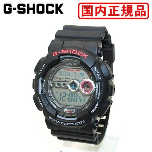【国内正規品】 CASIO(カシオ) G-SHOCK(Gショック)GD-100-1AJF  時計 腕時計