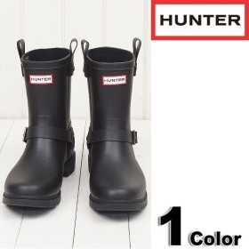 ハンター HUNTER レインブーツ ショアディッチ メンズ BLK  HUW25636 SS14