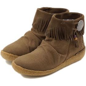 コロンビア COLUMBIA ショートブーツ 靴 ウィメンズフォレストパークフリンジキャンバス TRAIL YU2530-239