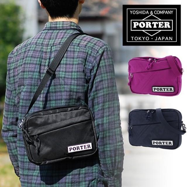 ポーター PORTER 吉田カバン ショルダーバッグ CASPER キャスパー SHOULDER BAG 882-07587