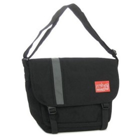 マンハッタンポーテージ manhattan portage ショルダーバッグ 1690 danas messenger bag (md) black-grey bk