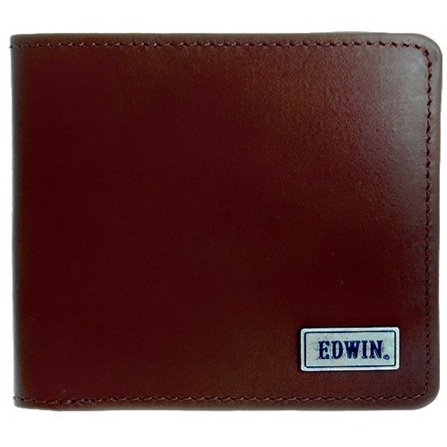 8de94d64ccb8 エドウィン EDWIN 二つ折り財布 メンズ 0510445-CC チョコ 通販 LINE ...