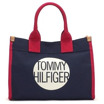 TOMMY HILFIGER トミーヒルフィガー medium tote 6928474