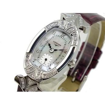 ロンジン LONGINES サンフォネット レディース 腕時計 L22200832