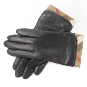 バーバリー BURBERRY 手袋 シープスキン 3952678