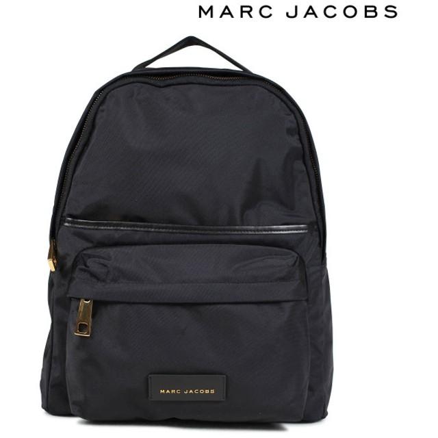マークジェイコブス MARC JACOBS リュック バッグ バックパック レディース NYLON LARGE BACKPACK ブラック M0013946