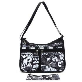 レスポートサック lesportsac バッグ 斜めがけ フェアリーテール 7507 deluxe everyday bag