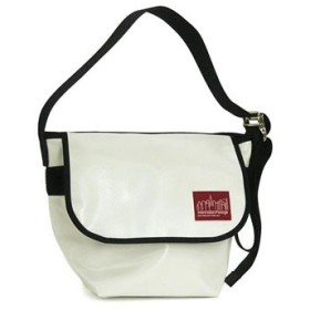 マンハッタンポーテージ manhattan portage ショルダーバッグ 1605v-vl wht vinyl vintage mess bag(sm)