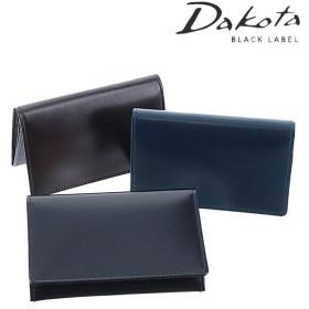ダコタブラックレーベル Dakota black label カードケース 名刺入れ モルト メンズ 627005