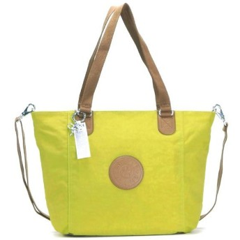 キプリング kipling ハンドバッグ K12275 SHOPPER COMBO S HONEY DAZZ C YL