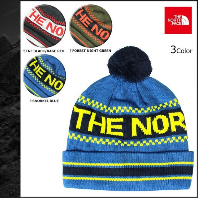 THE NORTH FACE ニットキャップ ユニセックス