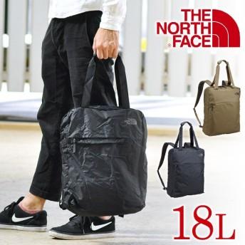 ザ・ノース・フェイス THE NORTH FACE 2wayリュックサック トートバッグ UNLIMITED アンリミテッド Glam Tote グラムトート メンズ レディース nm81752