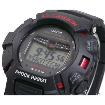 カシオ Gショック マルチバンド6 電波ソーラー 腕時計 GW9010-1