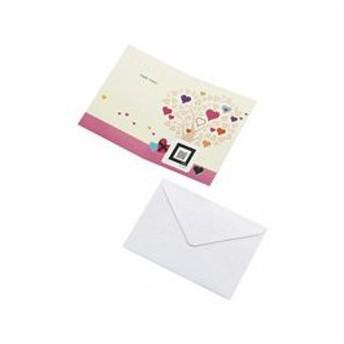 エレコム ARグリーティングカード Heart EDT-ARCHT