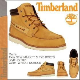 ティンバーランド Timberland ニューマーケット ファイブアイチャッカ ブーツ ウィートヌバック NEWMARKET 5 EYE CHUKKA BOOT メンズ 27582