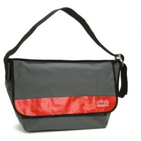 マンハッタンポーテージ manhattan portage ショルダーバッグ 1607v-sp sputnik messenger bag grey-red