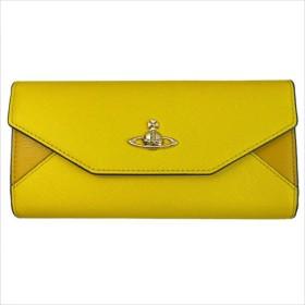 ヴィヴィアンウエストウッド NO,3 長財布 32835 YELLOW 財布 ケース類