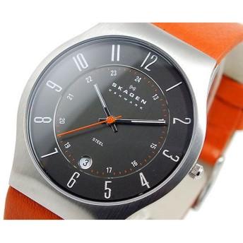 スカーゲン SKAGEN クオーツ メンズ 腕時計 233XXLSLO