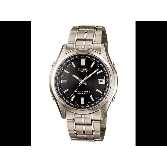 カシオ CASIO リニエージ LINEAGE 腕時計 LIW-T100TD-1AJF