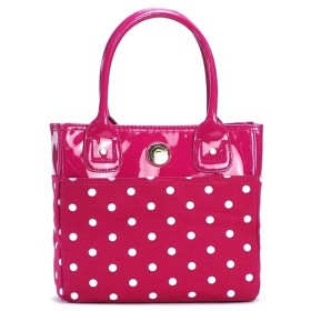 TOMMY HILFIGER トミーヒルフィガー TOTE RASPBERRY 6928781