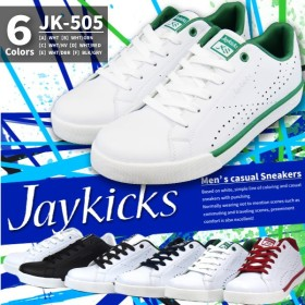 Jaykicks ジェイキックス スニーカー メンズ 全6色 JK-505 JK505