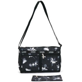 LeSportsac レスポートサック deluxe shoulder satchel 7519