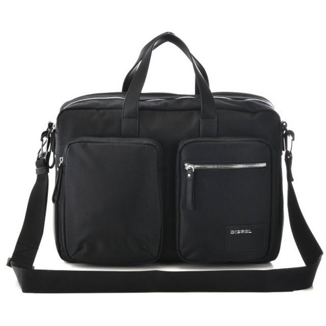 ディーゼル DIESEL バッグ NYLON メンズ ビジネスバッグ X03000 P0409 H1669