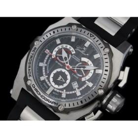 GALLUCCI ガルーチ 腕時計 WT23370CHS-SSBK