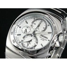 セイコー SEIKO 腕時計 クロノグラフ アラーム SNAB41P1