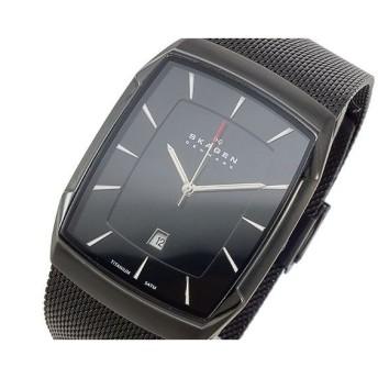 スカーゲン SKAGEN クオーツ メンズ 腕時計 SKW6011