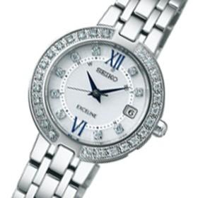 2fc82111a5 セイコー エクセリーヌ レディース 腕時計 SWCW073 ピンク 国内正規 通販 ...