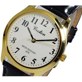 クロトン CROTON クオーツ メンズ 腕時計 RT-157M-C