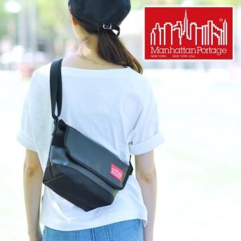マンハッタンポーテージ メッセンジャーバッグ PVCウォータープルーフ New PVC Fabric Collection Casual Messenger Bag メンズ レディース mp1603mvl