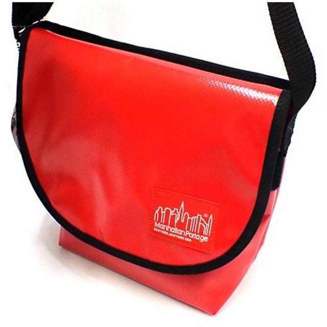 マンハッタンポーテージ メッセジャーバッグ mp1604vl-red レッド