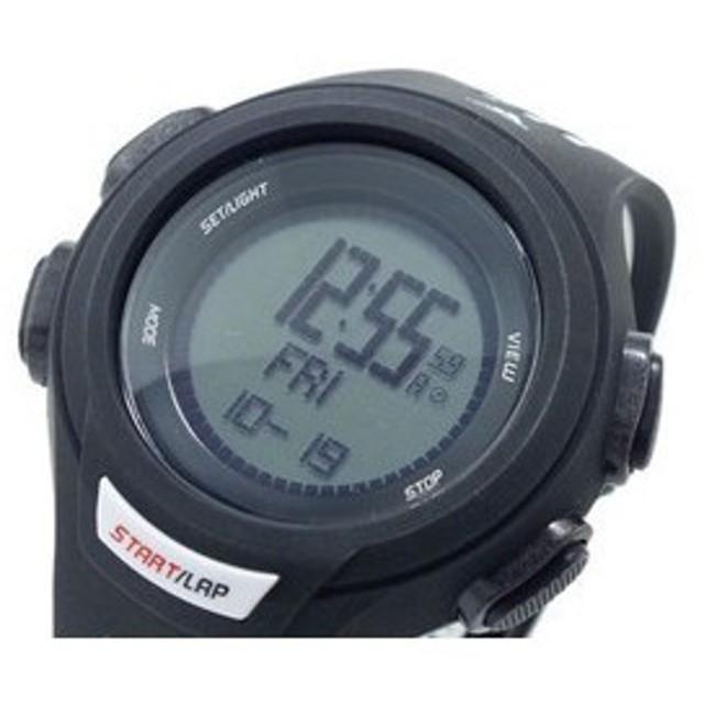 アディダス adidas 腕時計 adp3075 ブラック&ホワイトライン