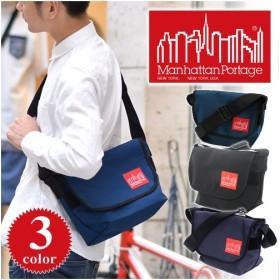 マンハッタンポーテージ ManhattanPortage メッセンジャーバッグ NYLON MESSENGER BAG JR SM MP1605JR