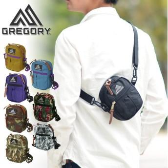 グレゴリー GREGORY 2wayショルダーポーチ CLASSIC クラシック QUICKPOCKET SM クイックポケットS メンズ レディース