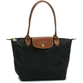 ロンシャン longchamp ショルダーバッグ le pliage 2605 sac shopping s black bk