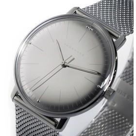 ユンハンス マックスビル クオーツ レディース 腕時計 047435644 ミラー