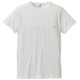 柔らかい着心トライブレンドポケット付 Tシャツ CB1291 Sサイズ 〔 3枚セット 〕