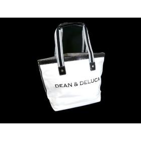 DEAN&DELUCA キャンバス トートバッグ ホワイト M 171510