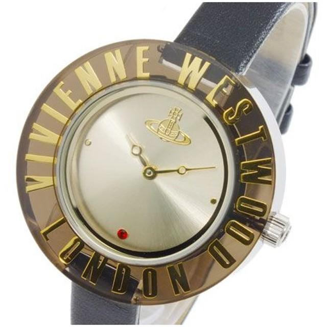 ヴィヴィアン ウエストウッド vivienne westwood クオーツ レディース 腕時計 vv032bk