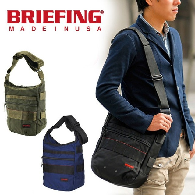 ブリーフィング BRIEFING ショルダーバッグRED LINE レッドライン DAY TRIPPER メンズ brf032219
